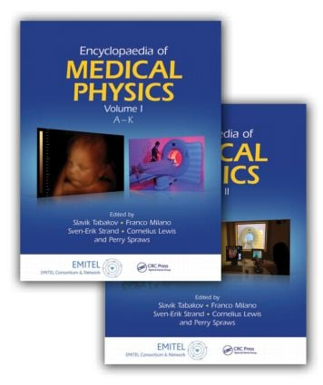 Encyclopaedia of Medical Physics: 1st Edition (Hardback) book cover
