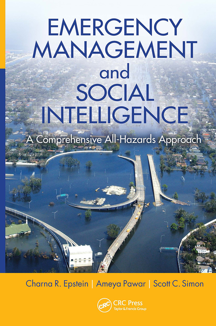 Emergency Management and Social Intelligence: A Comprehensive All-Hazards Approach (e-Book) book cover