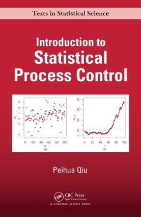 Introduction to Statistical Process Control: 1st Edition (Hardback) book cover