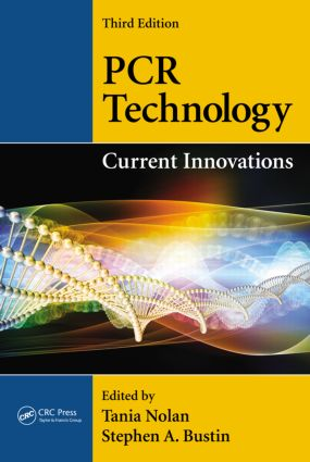 PCR Technology: Current Innovations, Third Edition, 3rd Edition (Hardback) book cover