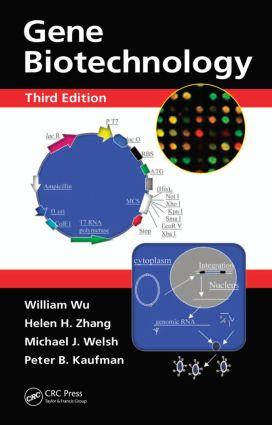 Gene Biotechnology: 3rd Edition (Hardback) book cover