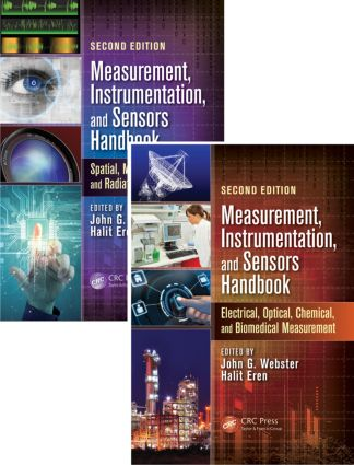 Measurement, Instrumentation, and Sensors Handbook, Second Edition: Two-Volume Set book cover