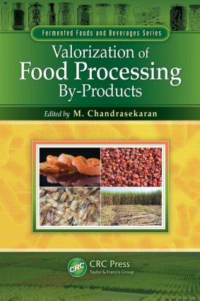Valorization of Food Processing By-Products (Hardback) book cover