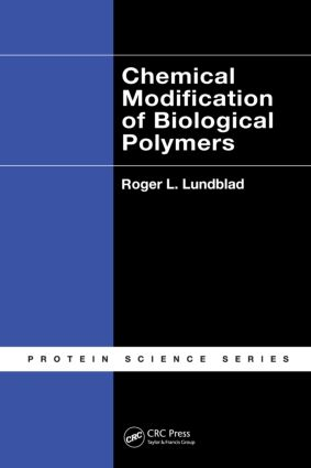 Chemical Modification of Biological Polymers: 1st Edition (Paperback) book cover