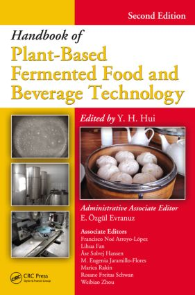 Handbook of Plant-Based Fermented Food and Beverage Technology, Second Edition: 2nd Edition (Hardback) book cover