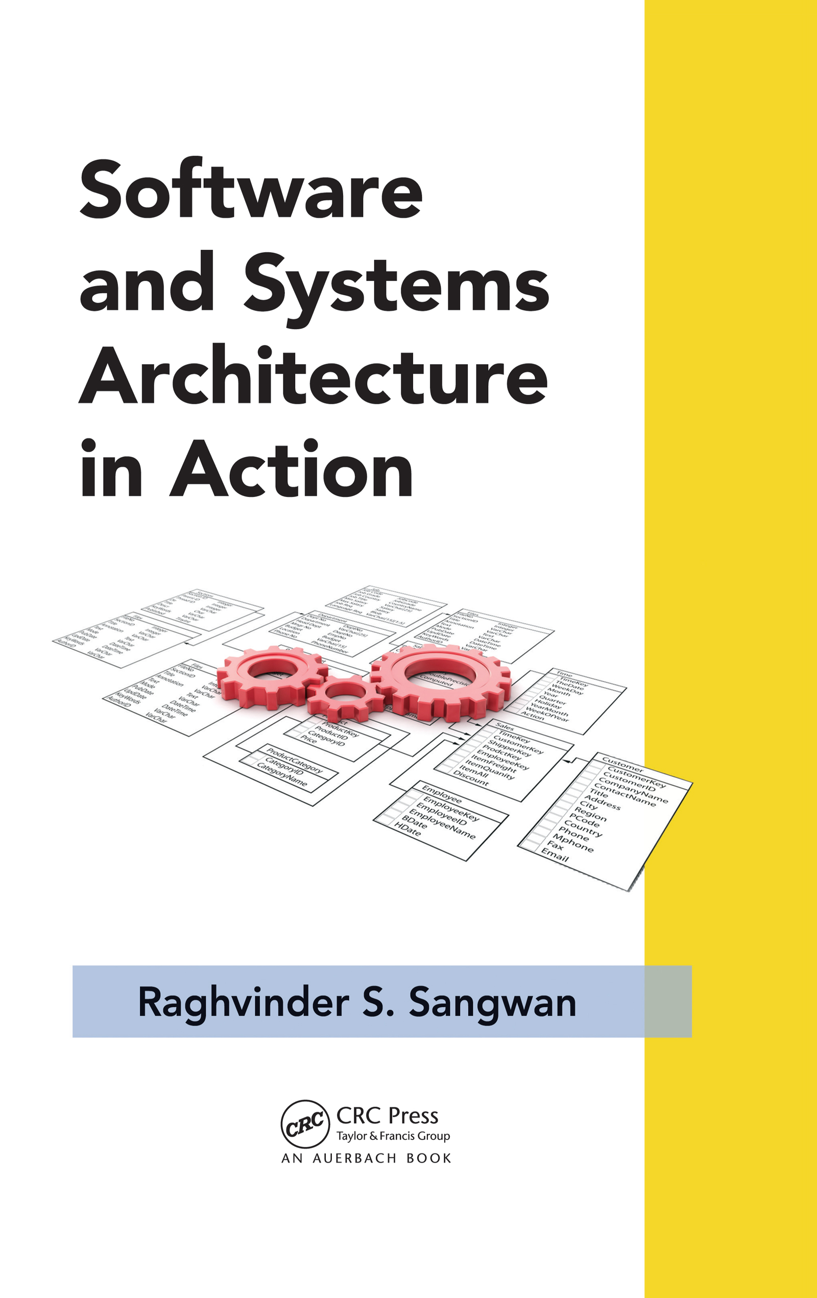 Software and Systems Architecture in Action (Hardback) book cover