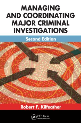 Managing and Coordinating Major Criminal Investigations book cover