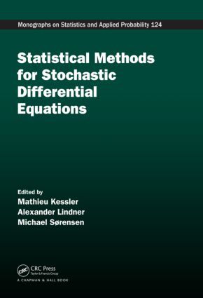 Statistical Methods for Stochastic Differential Equations book cover