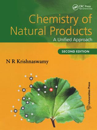 Chemistry of Natural Products: A Unified Approach, Second Edition, 2nd Edition (Hardback) book cover
