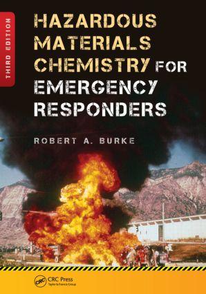 Hazardous Materials Chemistry for Emergency Responders book cover
