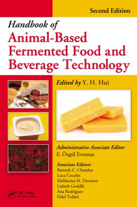 Handbook of Animal-Based Fermented Food and Beverage Technology, Second Edition: 2nd Edition (Hardback) book cover