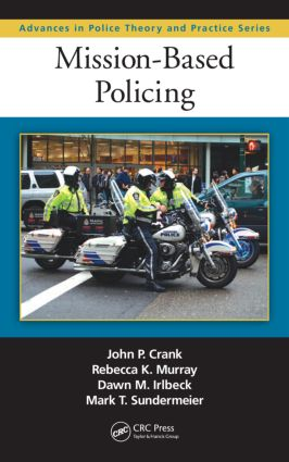 Mission-Based Policing (Paperback) book cover