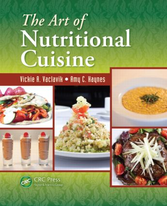 The Art of Nutritional Cuisine: 1st Edition (Hardback) book cover