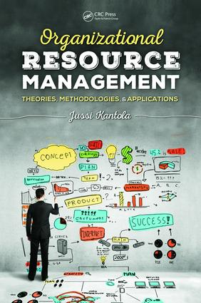 Organizational Resource Management: Theories, Methodologies, and Applications book cover