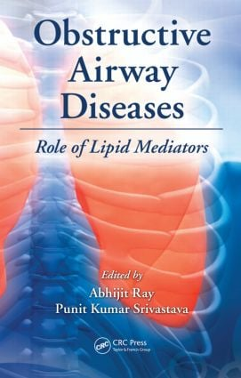 Obstructive Airway Diseases: Role of Lipid Mediators, 1st Edition (Hardback) book cover