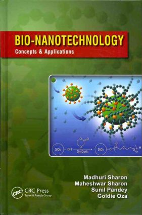 Bionanotechnology: 1st Edition (Hardback) book cover
