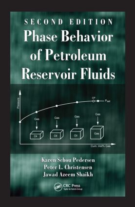 Phase Behavior of Petroleum Reservoir Fluids: 2nd Edition (Hardback) book cover