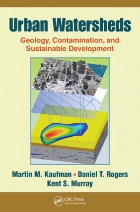 Urban Watersheds: Geology, Contamination, and Sustainable Development (Hardback) book cover