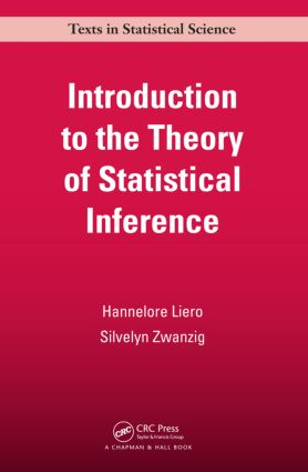 Introduction to the Theory of Statistical Inference (Paperback) book cover