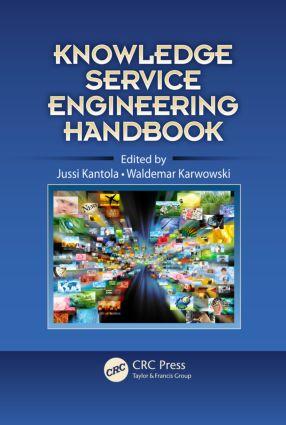 Knowledge Service Engineering Handbook (Hardback) book cover