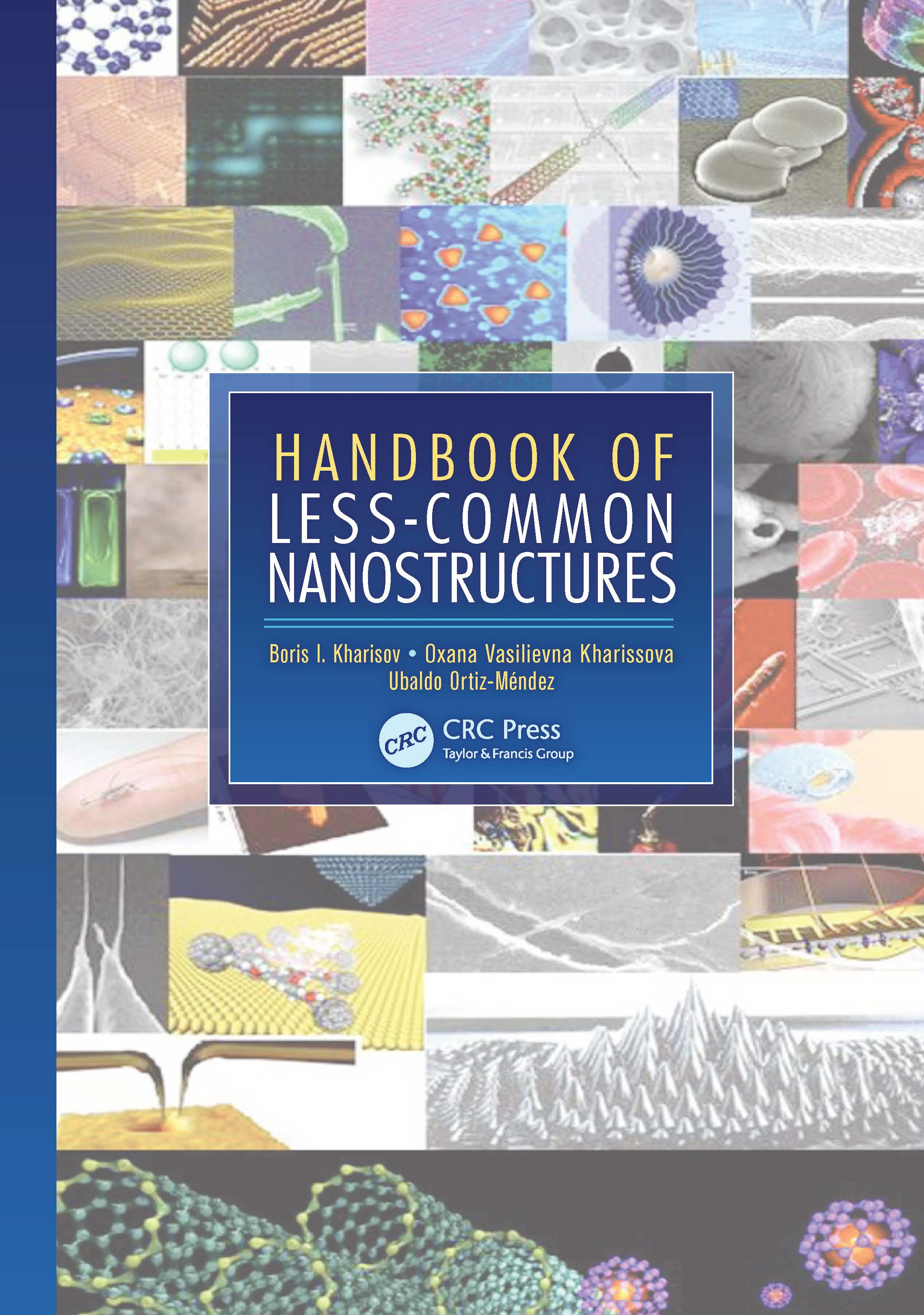 Handbook of Less-Common Nanostructures: 1st Edition (Paperback) book cover