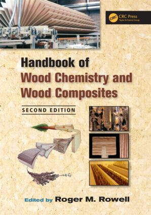 Handbook of Wood Chemistry and Wood Composites: 2nd Edition (Hardback) book cover