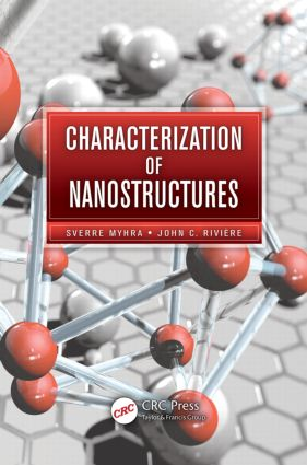 Characterization of Nanostructures: 1st Edition (Hardback) book cover