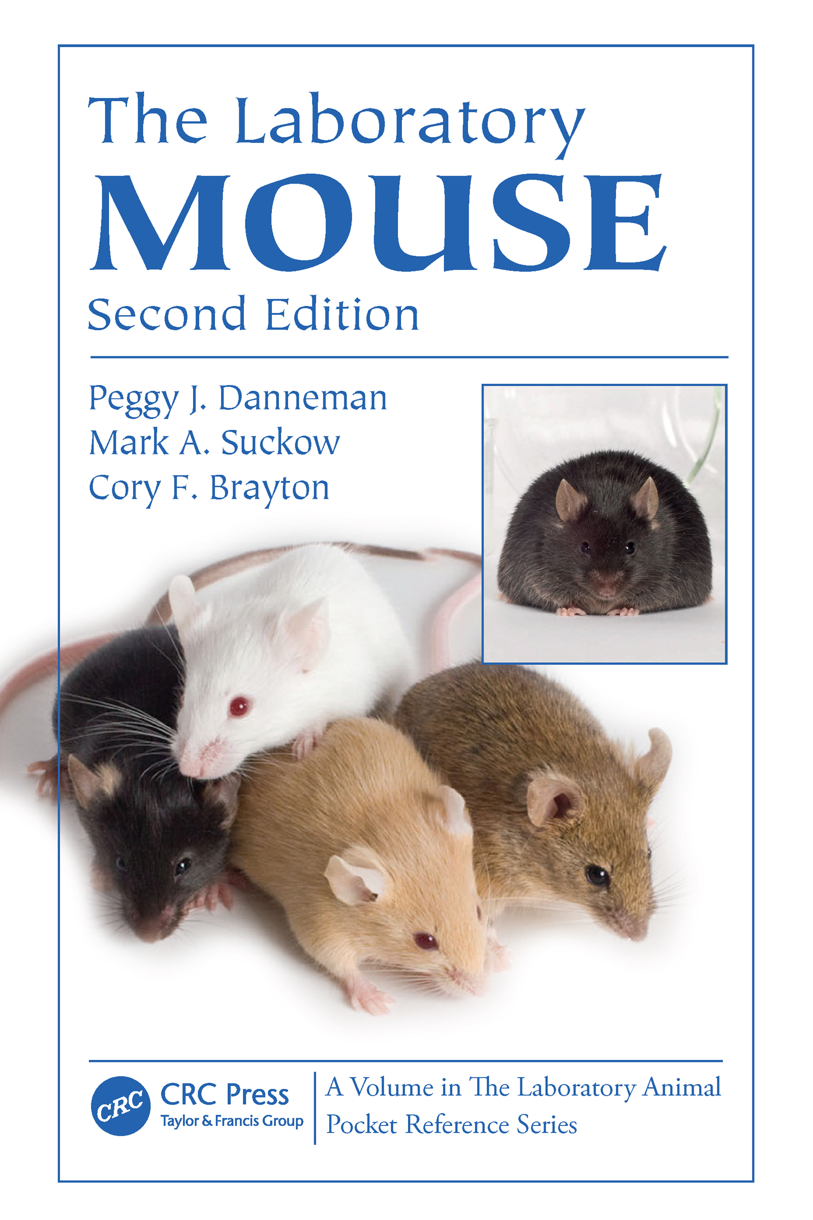 The Laboratory Mouse, Second Edition: 2nd Edition (Paperback) book cover