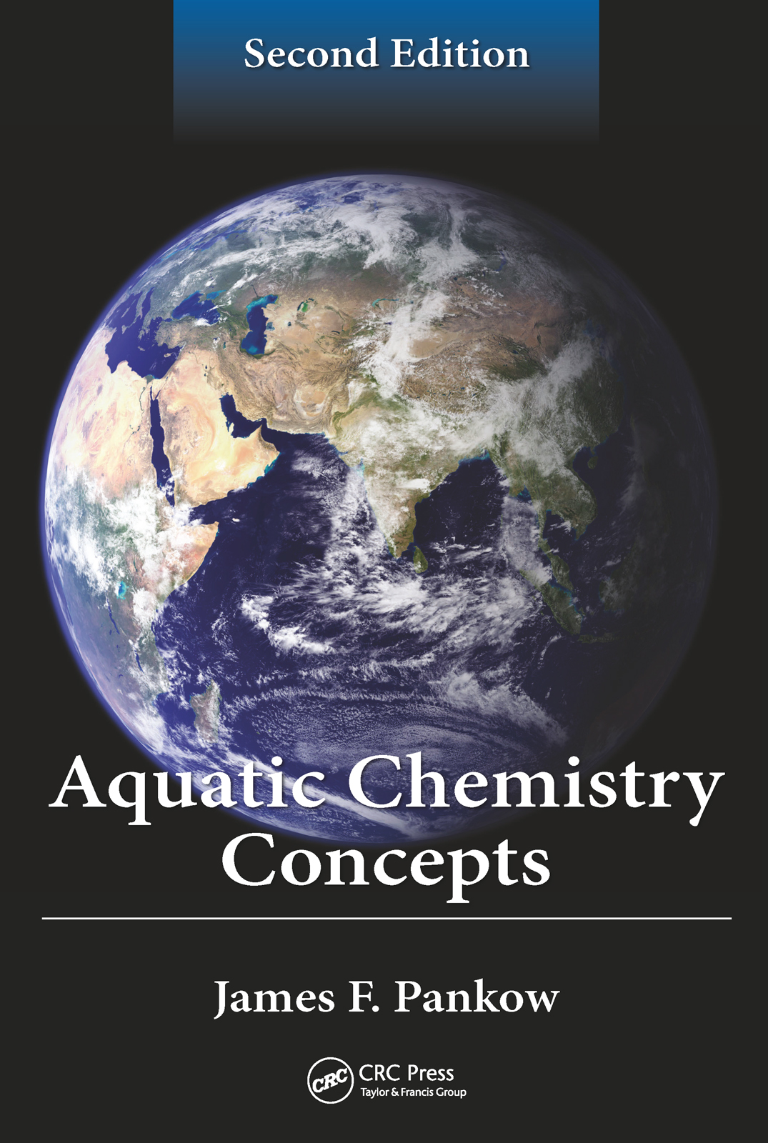 Aquatic Chemistry Concepts, Second Edition book cover
