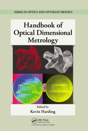 Handbook of Optical Dimensional Metrology (Hardback) book cover