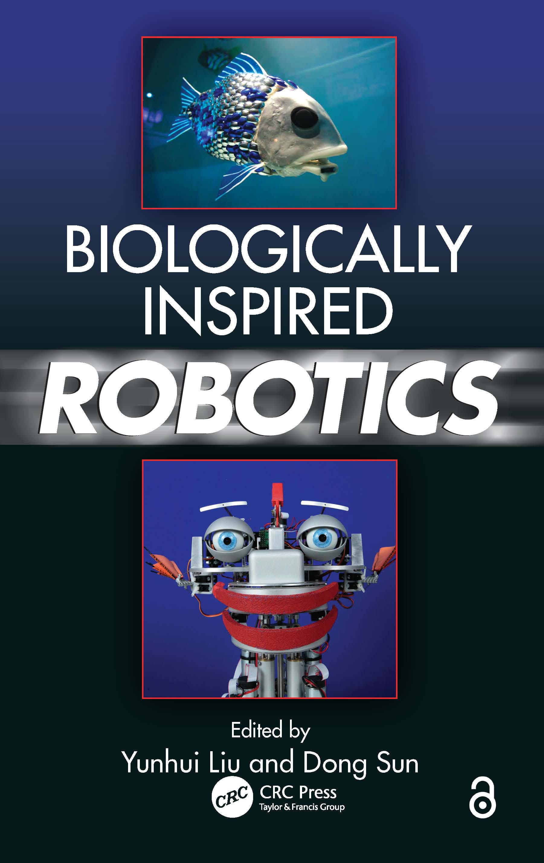 Biologically Inspired Robotics: 1st Edition (Paperback) book cover