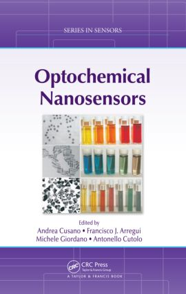 Optochemical Nanosensors (Hardback) book cover