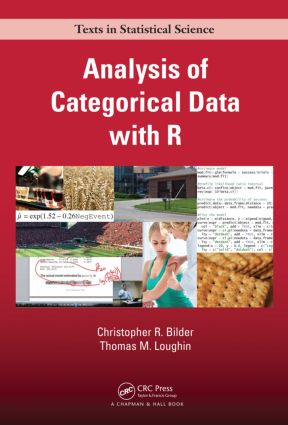 Analysis of Categorical Data with R (Hardback) book cover