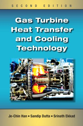 Gas Turbine Heat Transfer and Cooling Technology: 2nd Edition (Hardback) book cover