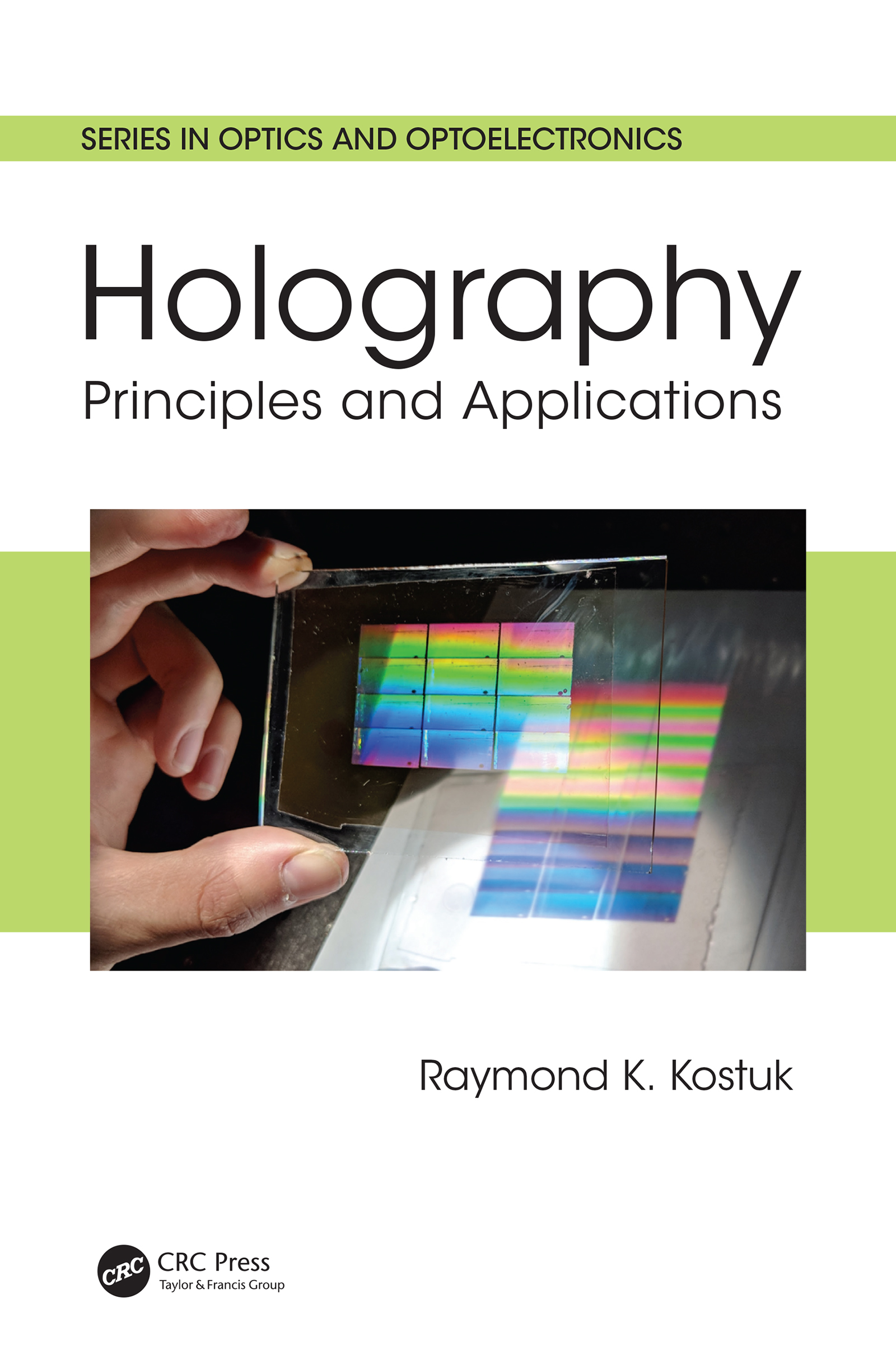 Holography: Principles and Applications book cover