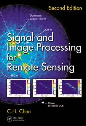 Signal and Image Processing for Remote Sensing: 2nd Edition (Hardback) book cover