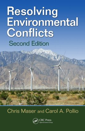 Resolving Environmental Conflicts, Second Edition: 2nd Edition (Hardback) book cover