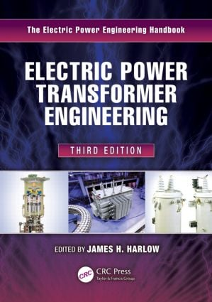Electric Power Transformer Engineering: 3rd Edition (Hardback) book cover