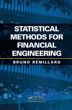 Statistical Methods for Financial Engineering (Hardback) book cover