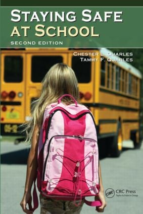 Staying Safe at School, Second Edition: 2nd Edition (Paperback) book cover