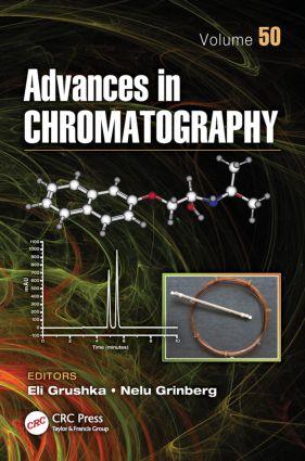 Advances in Chromatography, Volume 50 book cover