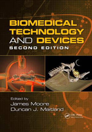Biomedical Technology and Devices, Second Edition book cover