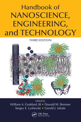Handbook of Nanoscience, Engineering, and Technology, Third Edition book cover