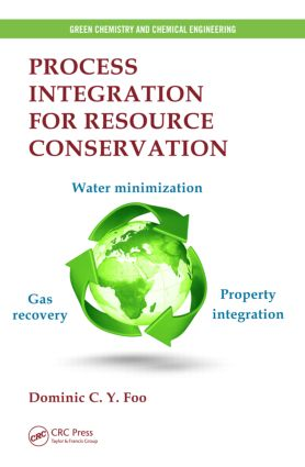 Process Integration for Resource Conservation: 1st Edition (Hardback) book cover
