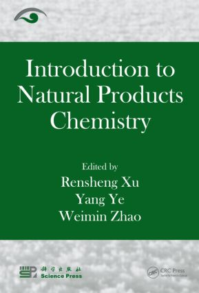 Introduction to Natural Products Chemistry (Hardback) book cover