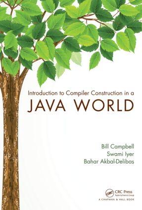 Introduction to Compiler Construction in a Java World (Hardback) book cover