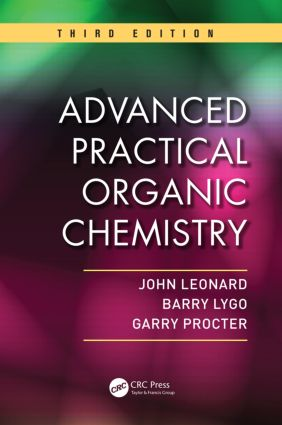 Advanced Practical Organic Chemistry book cover