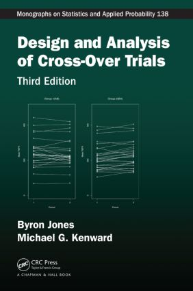 Design and Analysis of Cross-Over Trials, Third Edition book cover