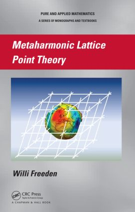 Metaharmonic Lattice Point Theory (Hardback) book cover