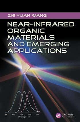 Near-Infrared Organic Materials and Emerging Applications: 1st Edition (Hardback) book cover